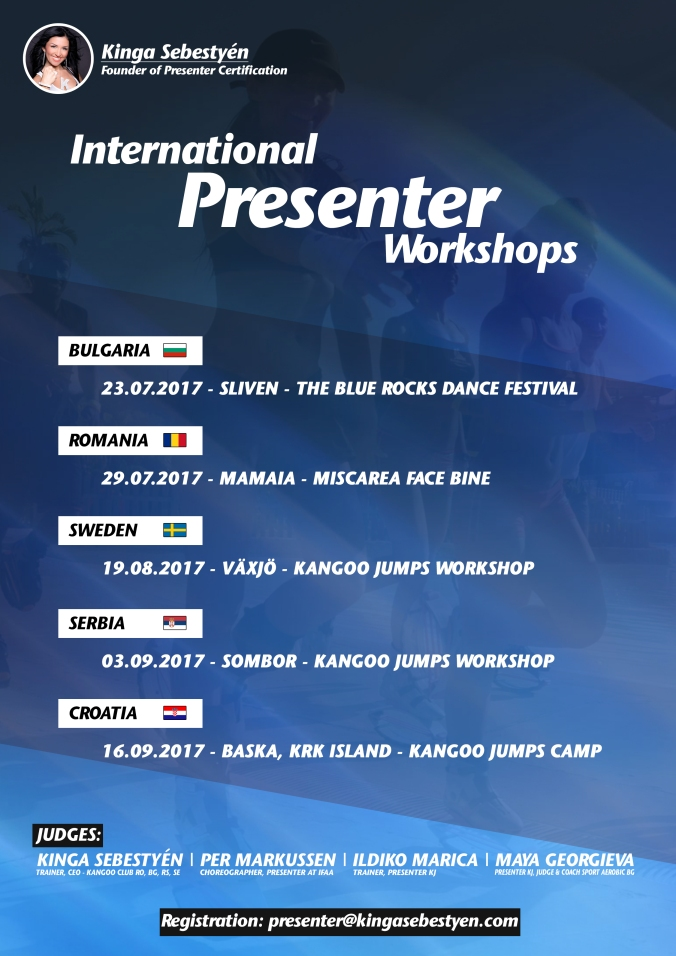 presenter workshops